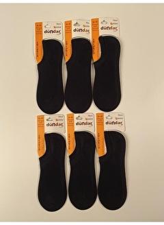 Dündar Unisex Sneaker Çorap Modal Dikişsiz 6'Lı